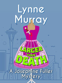 Larger Than Death -- new ebook cover