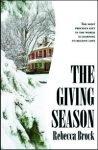 The Giving Season by Rebecca Brock